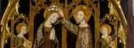 Coronación de la Virgen. Inv. 10283.