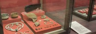 Vitrina dedicada al Neolítico