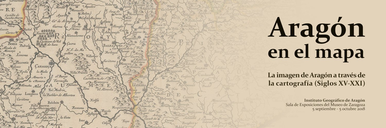 Aragón en el mapa