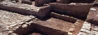 El yacimiento arqueológico. Insula II. Mercado