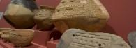 Protohistoria. Cerámicas excisas del Cabezo de Monleón, Caspe (Zaragoza) (montaje antiguo)