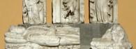 Sepulcro del Vicecanciller Antonio Agustín. Alabastro. Gil Morlanes el joven. Renacimiento. Hacia 1527. Monasterio de Santa Engracia. Zaragoza. Inv. 11162.