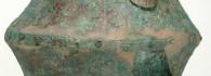 Situla (caldero). Bronce. 350-400. Colonia Caesar Augusta (Zaragoza). Inv. 54276.