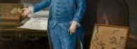 Don Luis María de Borbón y Vallabriga. Óleo sobre lienzo. Francisco de Goya y Lucientes. 1783. Inv. 54278.Depósito Fundación Plaza.