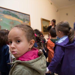 Un paseo por el museo. El paísaje. Foto J. Garrido