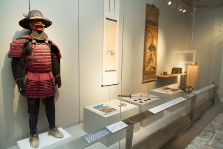 El Samurai, encarnación de la Cultura y Tradición de Japón. Foto: J. Garrido