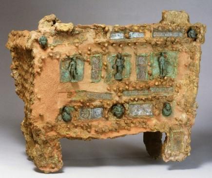 Arca Ferrata . Siglo I. d. C. (Fot. J.Garrido)