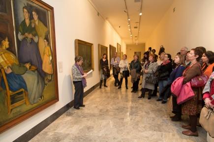 Bellas Artes: siglos XIX-XX