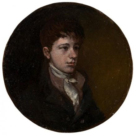 El hijo, Javier Goya (Fot. J. Garrido)
