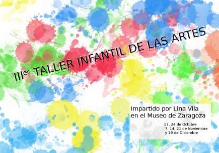3º TALLER INFANTIL DE LAS ARTES @ Museo de Zaragoza | Zaragoza | Aragón | España