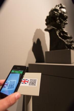 Todo Goya disponible en inglés (Fot. J. Garrido)