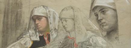 Rostros femeninos. Fot J. Garrido
