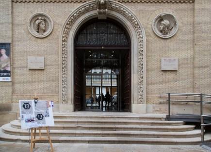 Te esperamos en el museo hasta el domingo (Fot. J. Garrido)
