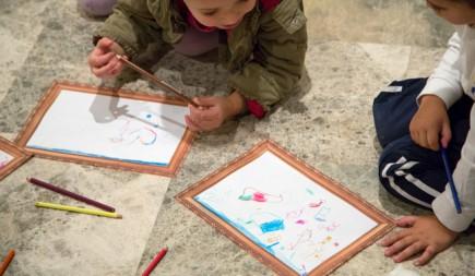 IV Edición de los CONCURSOS DE DIBUJO INFANTIL  y DE RELATO BREVE MUSEO DE ZARAGOZA