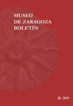 Portada Boletín Museo de Zaragoza. Foto: Difusión Museo de Zaragoza.