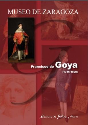 Cuaderno Goya Museo de Zaragoza. Difusión Museo de Zaragoza.