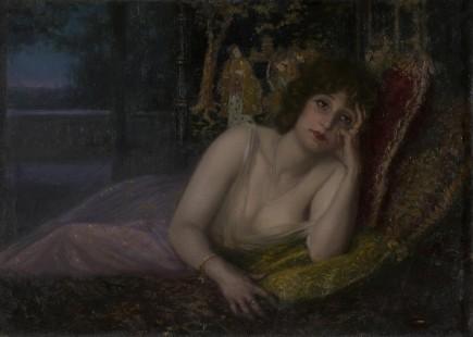 Alma felina, Juan José Gárate, 1901-1950. Foto: José Garrido. Museo de Zaragoza.