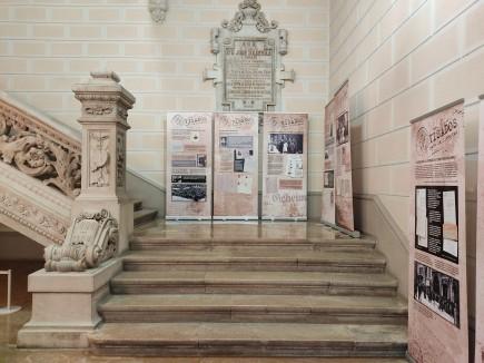 Conocer el Holocausto. Visados para la libertad. Foto: Difusión. Museo de Zaragoza.