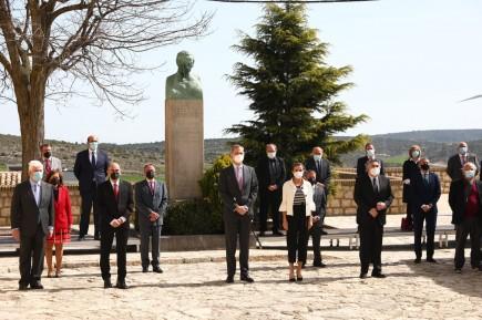 Acto central 275 aniversario de Goya en Fuendetodos. Foto: Gobierno de Aragón.