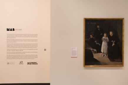 Espacio mujeres. Foto: José Garrido. Museo de Zaragoza.
