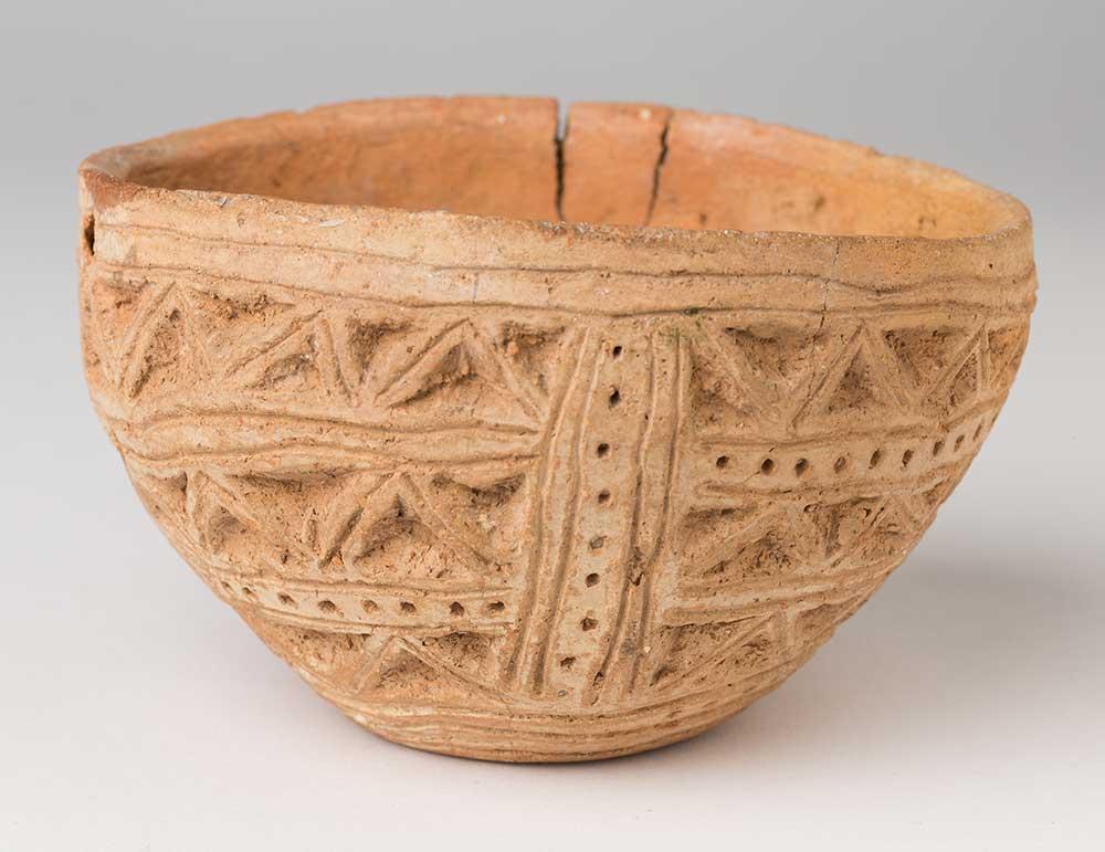 Cuenco Cerámica Edad del Bronce Final 950[ac]-750[ac] Cabezo Monleón - Caspe 01588