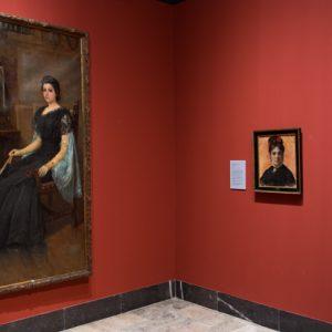 Un rincón de la exposición (Fot. J. Garrido)